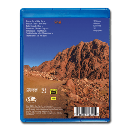 Blu-ray Sinai