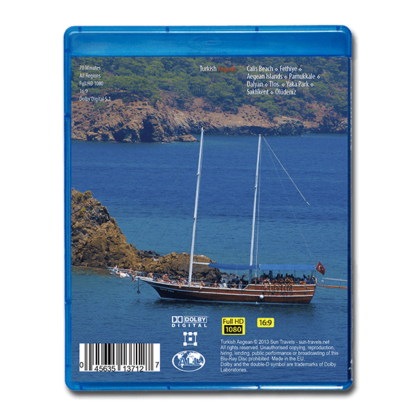 Blu-ray Turkish Aegean
