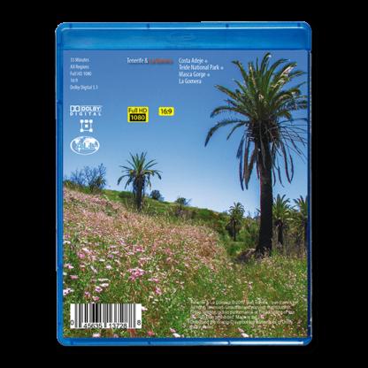 Blu-ray Tenerife & La Gomera