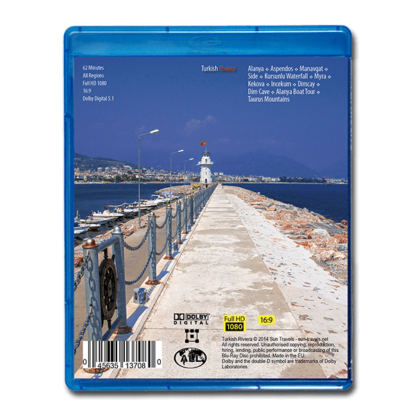 Blu-ray Turkish Riviera