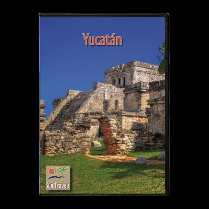 DVD Yucatan