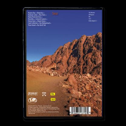 DVD Sinai