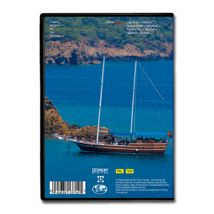 DVD Turkish Aegean